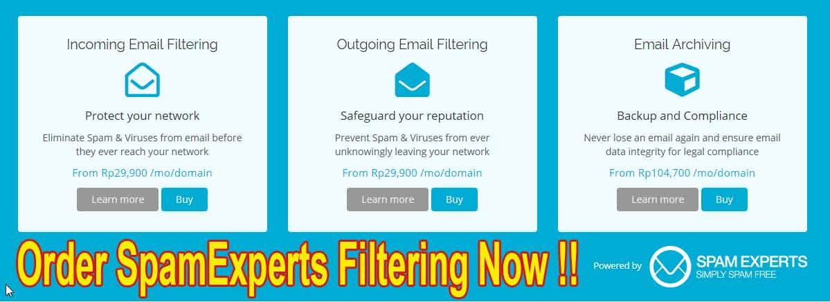 Order-SpamExperts-Filtering-Now
