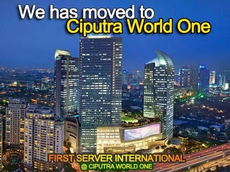 firstserver-at-ciputra-world-one-2013